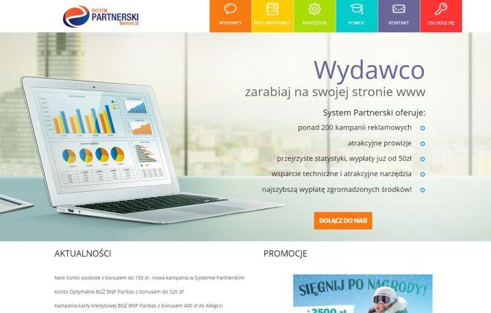 System Partnerski #1